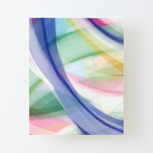 Tranquility Canvas Mounted Print
