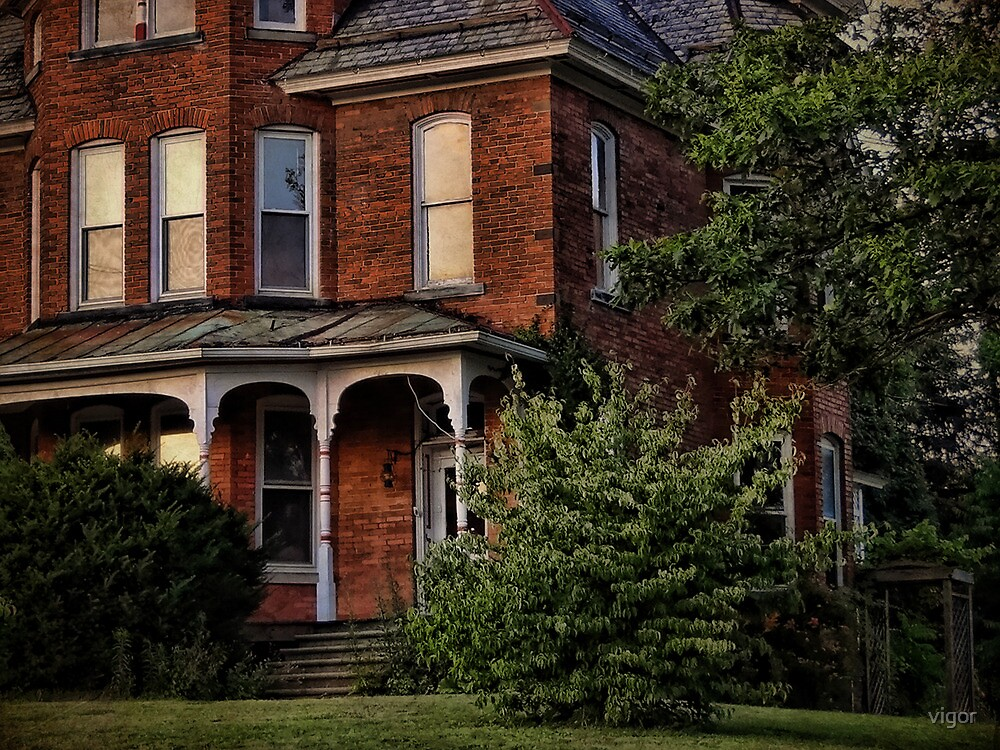 Big old home by vigor
