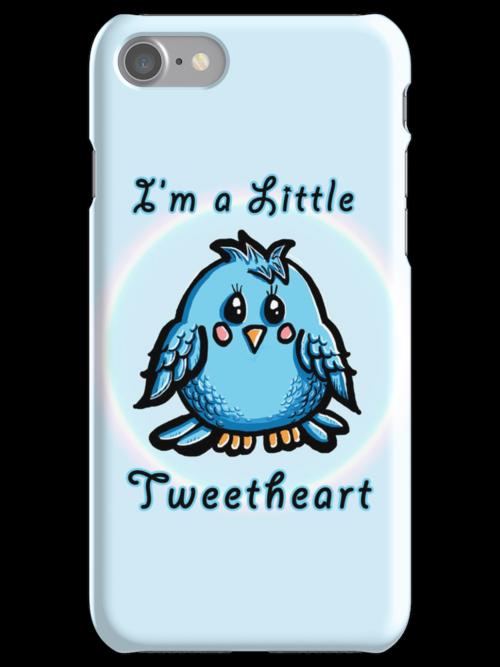I'm a little TweetHeart by Ameda Nowlin
