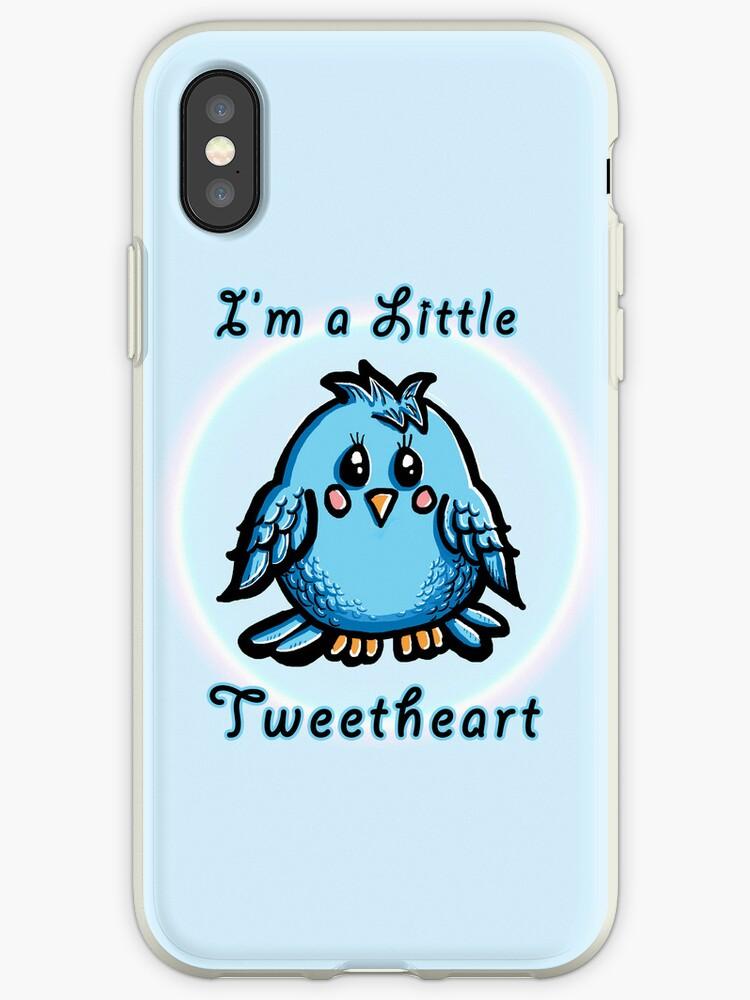 I'm a little TweetHeart by Ameda