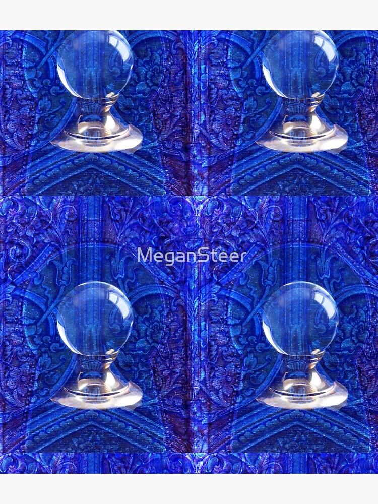 Mystic Visions in Blue by MeganSteer