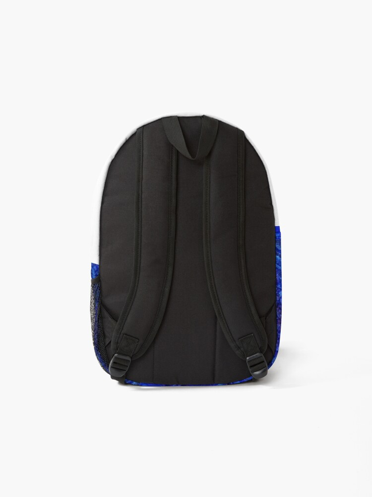 Alternate view of Mystic Visions in Blue Backpack