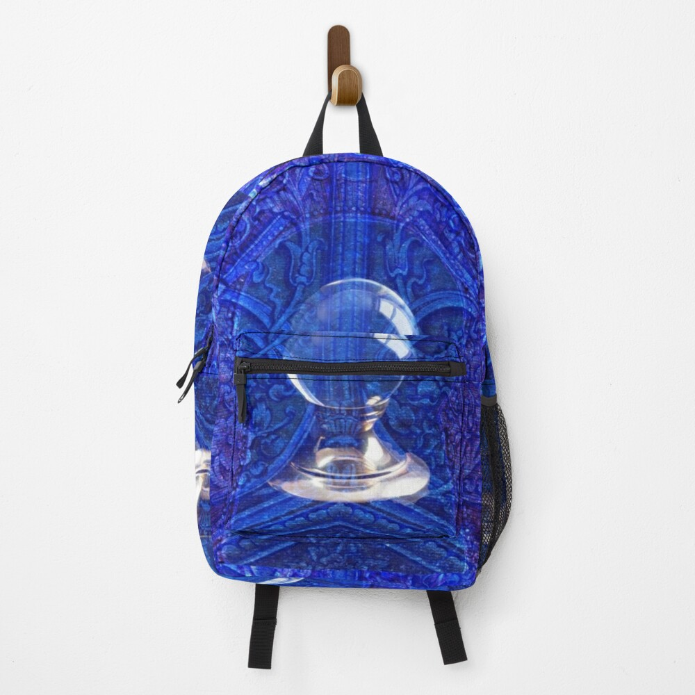 Mystic Visions in Blue Backpack