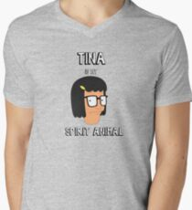 My Spirit Animal Men's V-Neck T-Shirt