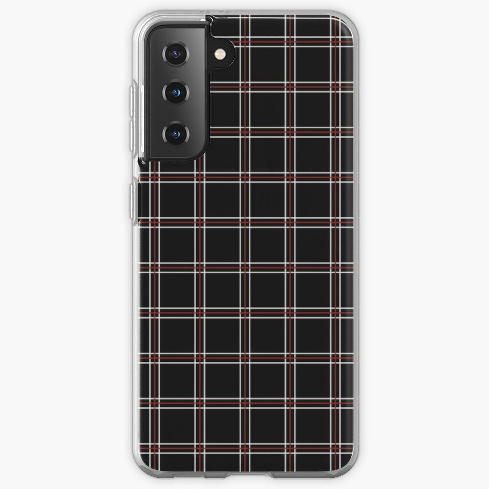 Shujin Plaid  Case & Skin for Samsung Galaxy