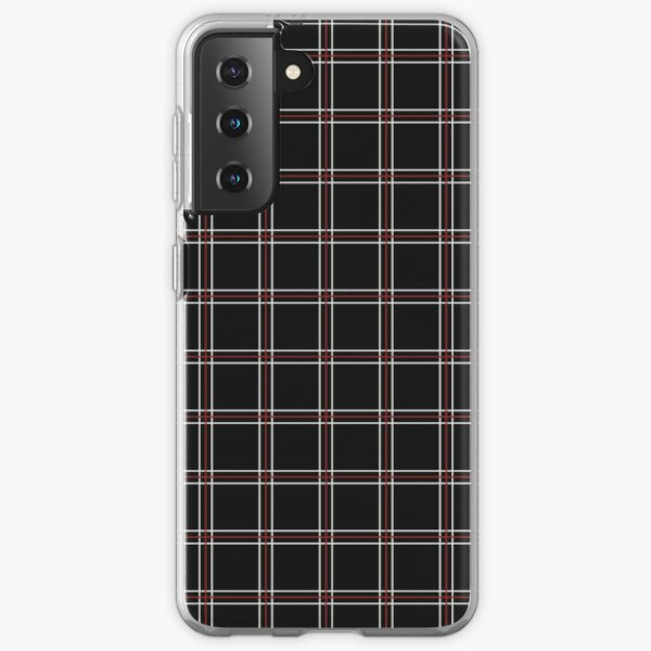 Shujin Plaid  Samsung Galaxy Soft Case