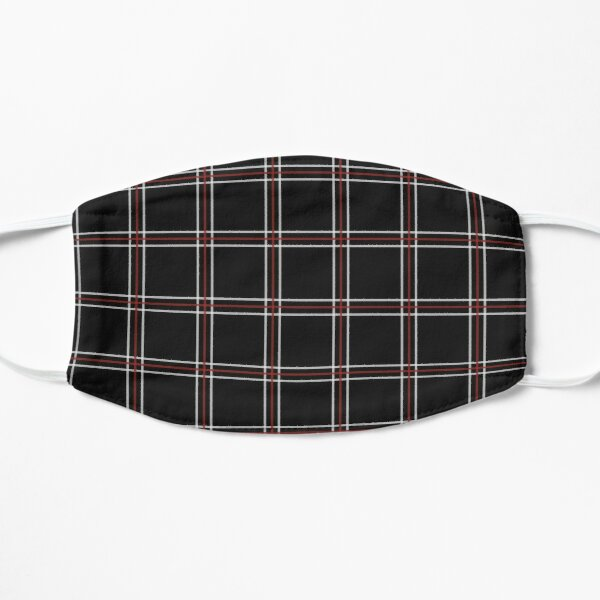 Shujin Plaid  Mask