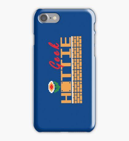 Geek Hottie iPhone Case/Skin