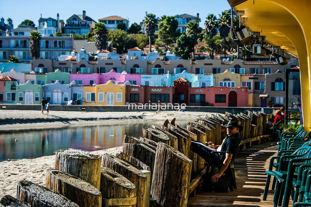 Santa Cruz by mariajanae