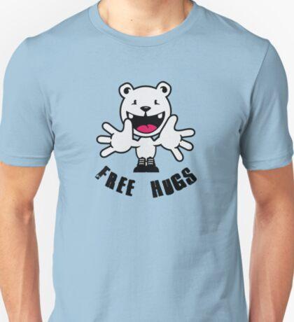 Polar Bear: Free hugs VRS2 T-Shirt