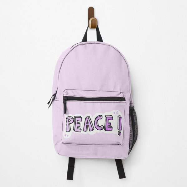 Peace! Backpack