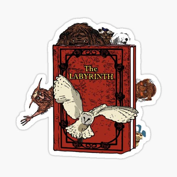 Sarah's Book (Version 2) Sticker