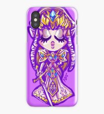 Chibi Princess Zelda iPhone Case