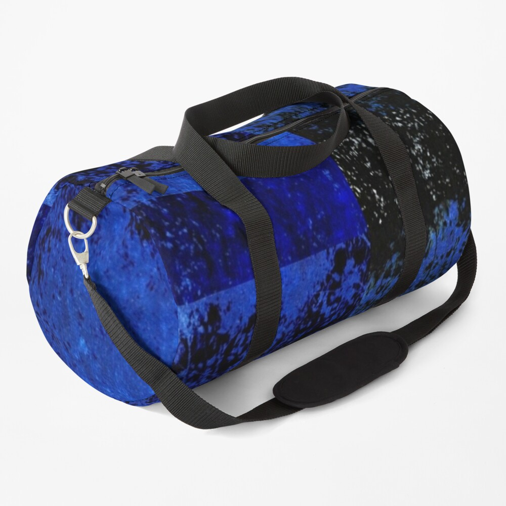 The Midnight End of the Garden Duffle Bag