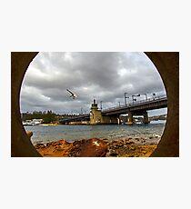 Spit bridge Sydney NSW Photographic Print