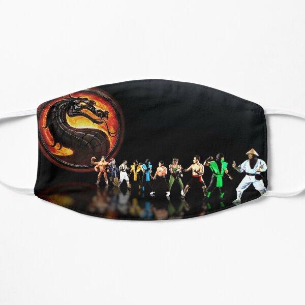 Mortal Kombat pixel art Masque sans plis