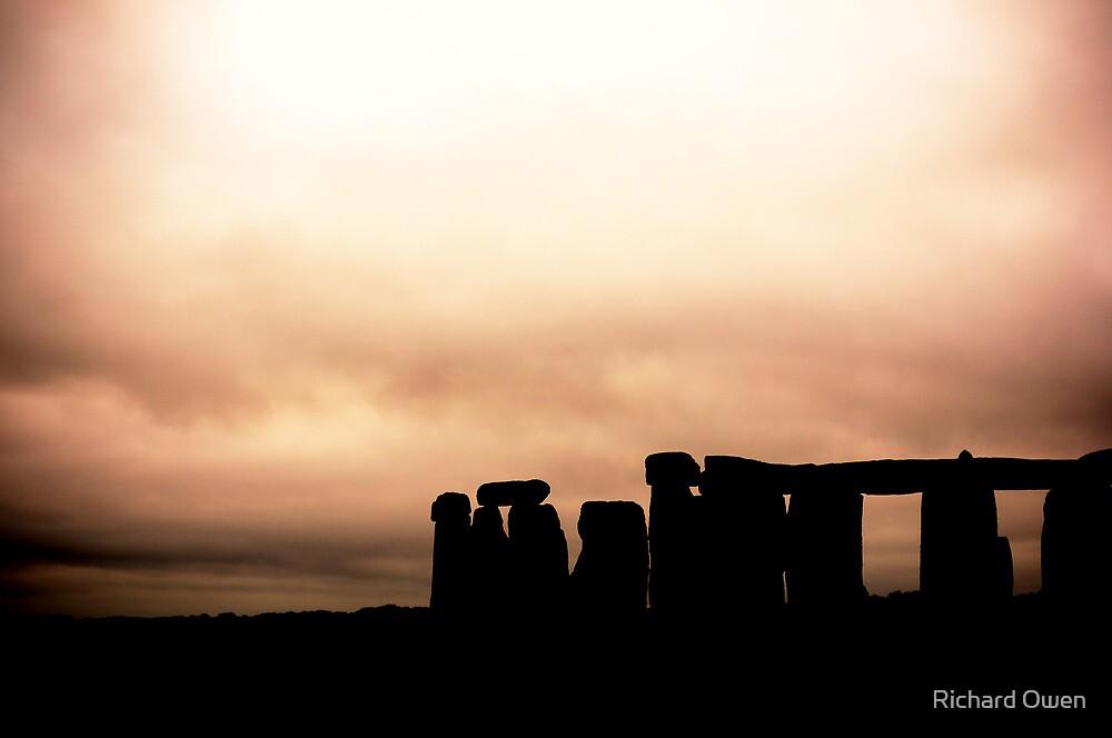 Stonehenge by Richard Owen