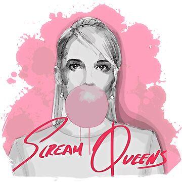 Chanel Scream Queens by screamqueens