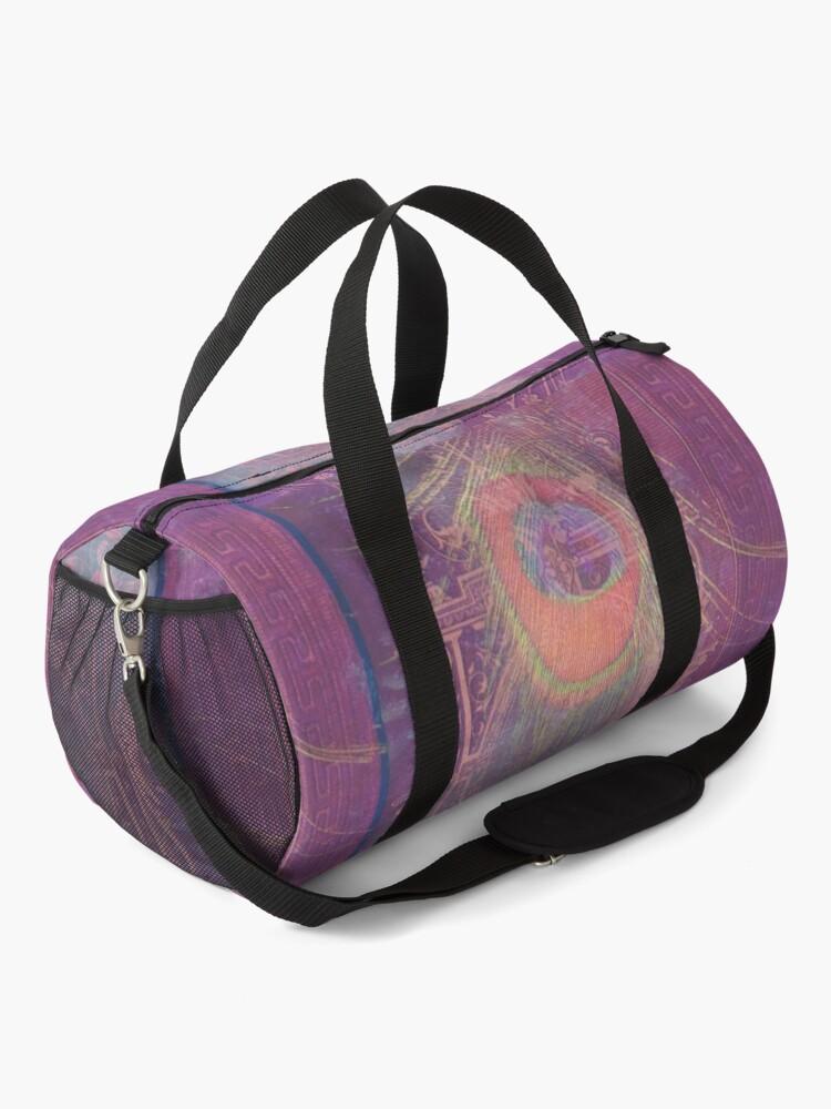 Alternate view of Gilded Dreams in Rose Duffle Bag