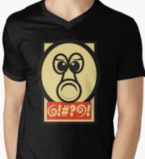 QBEY! Men's V-Neck T-Shirt