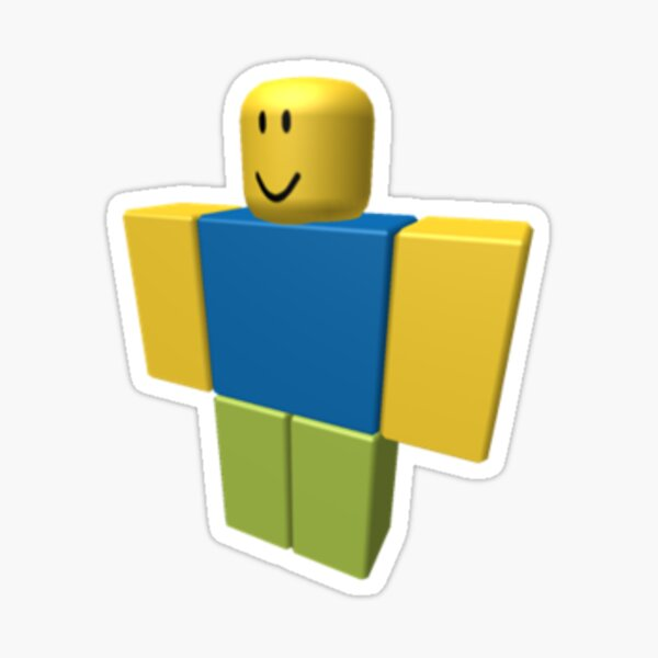 Roblox Noob Roblox Noobs Army Roblox Roblox Gifts Noob Noobs Gifts Merchandise Redbubble