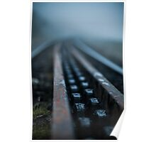 The Mountain Railway Poster