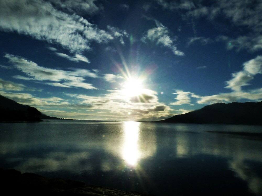 Glass Sea by colettelydon