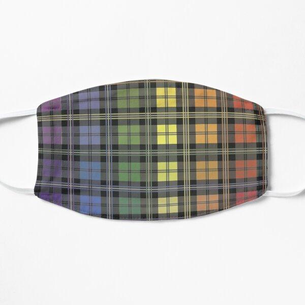 Rainbow Paid Mask Flat Mask