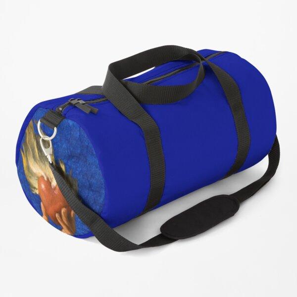 Heart on Fire Duffle Bag