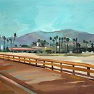 Santa Barbara Pier by Filip Mihail