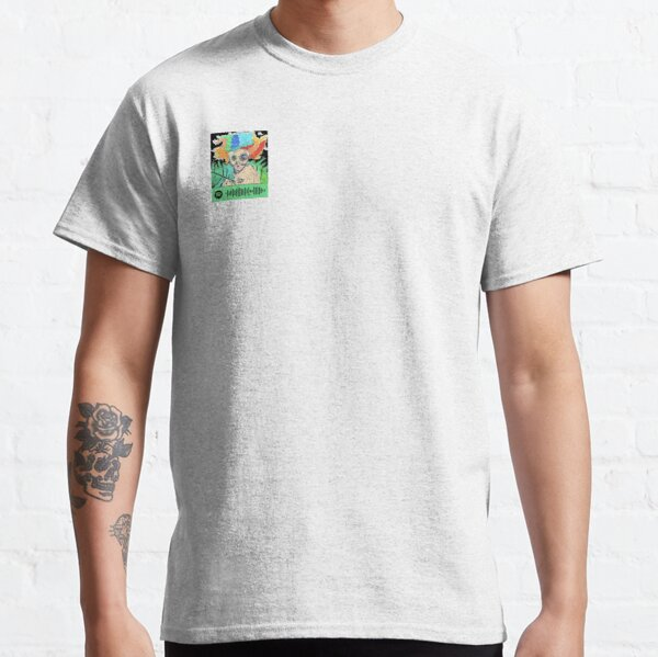 Goodie-Bag von noch woozy spotify Code Classic T-Shirt