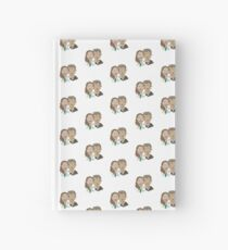 Molly Hooper and DI Lestrade Hardcover Journal