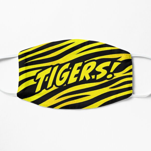 Tigers! - Face mask Mask
