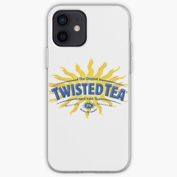 Twisted tea iPhone Soft Case