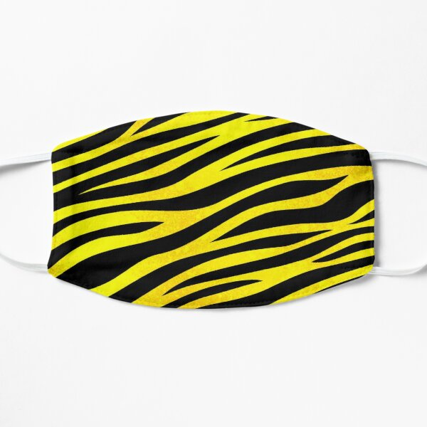 Tiger Stripes - Face mask Mask
