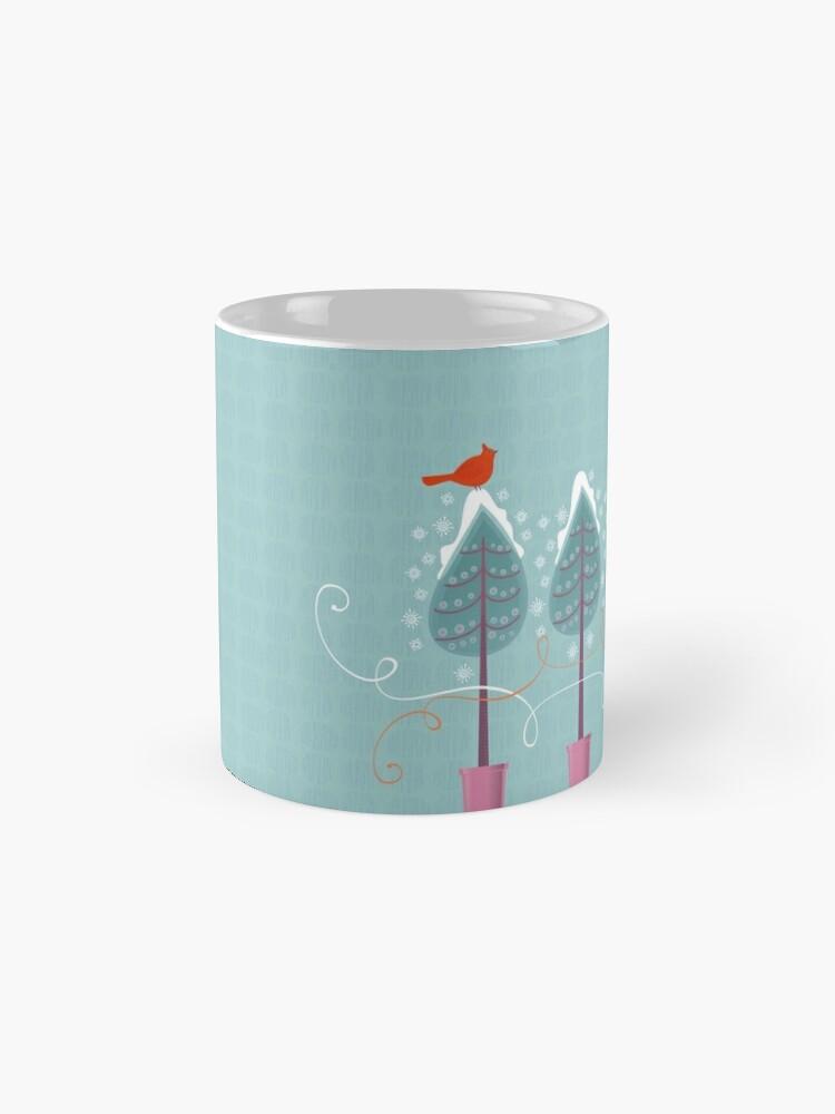 Alternate view of Winter Garden Mug