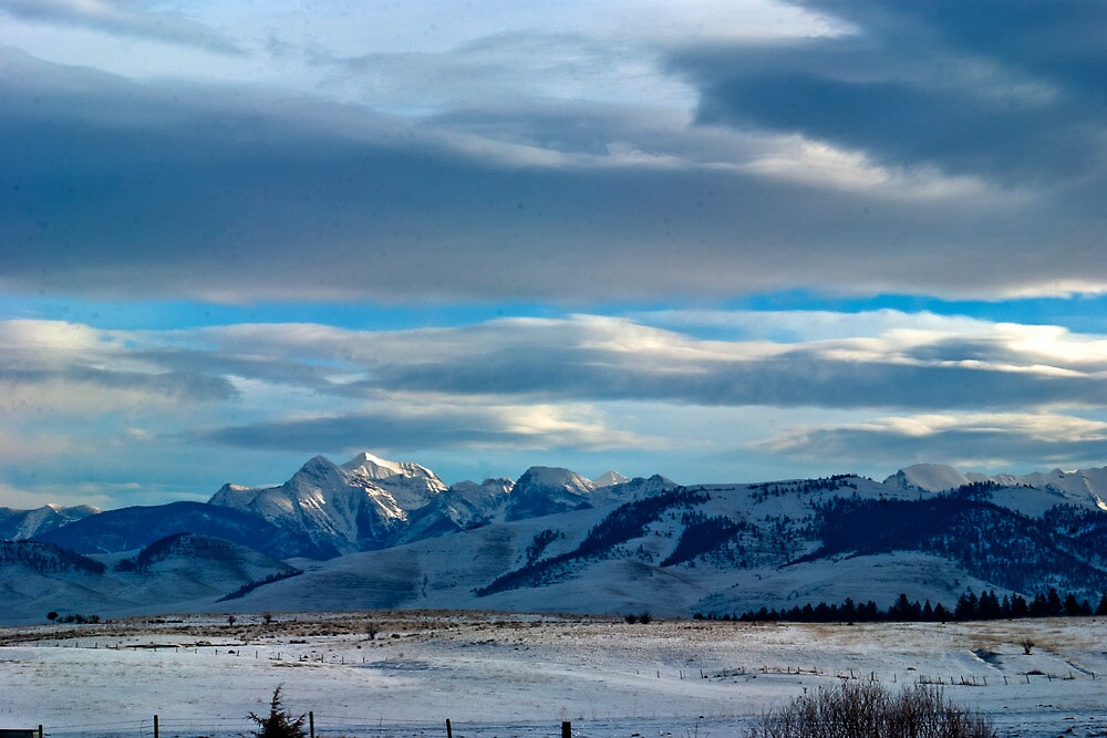 Montana means mountains 2013 1 by Bryan D. Spellman