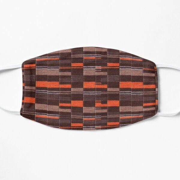 London overground tube seat pattern Mask