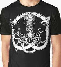 The Norse God Thor Graphic T-Shirt
