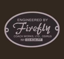 Firefly Coach Works LTD | Unisex T-Shirt