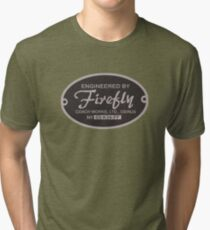 Firefly Coach Works LTD Tri-blend T-Shirt
