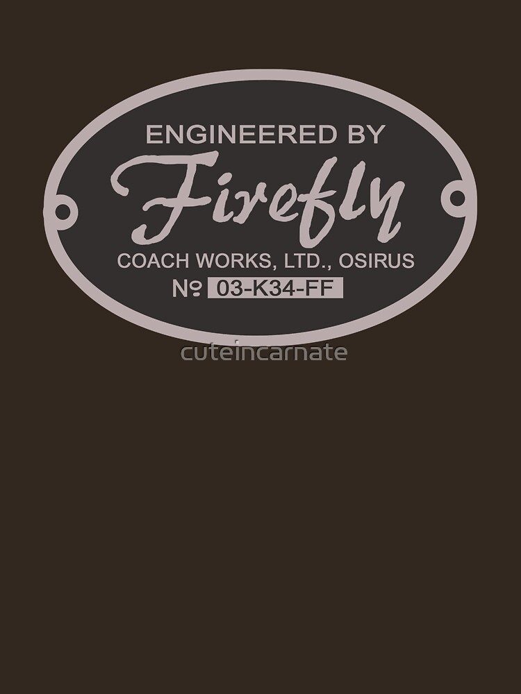 Firefly Coach Works LTD | Unisex T-Shirt