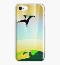Vintage SpaceX HD 40307g Science Fiction iPhone Case/Skin