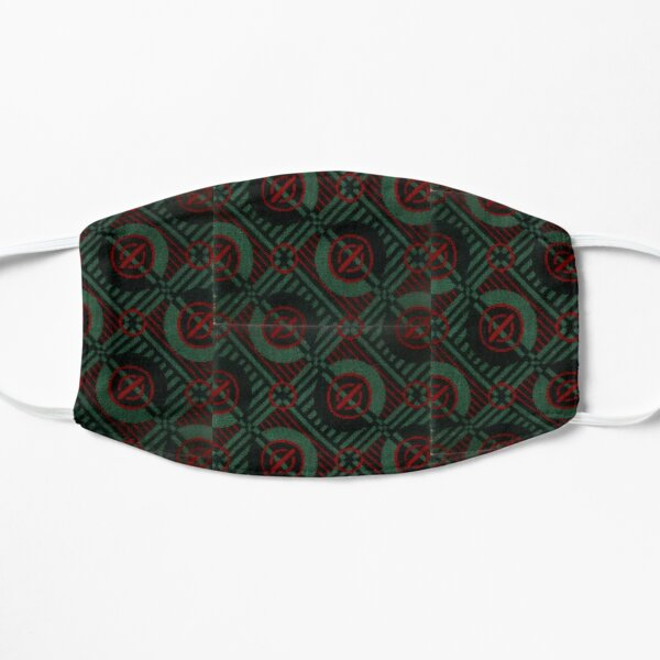 London Bus seat pattern Mask