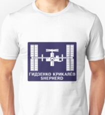 Expedition 1 Mission Logo T-Shirt