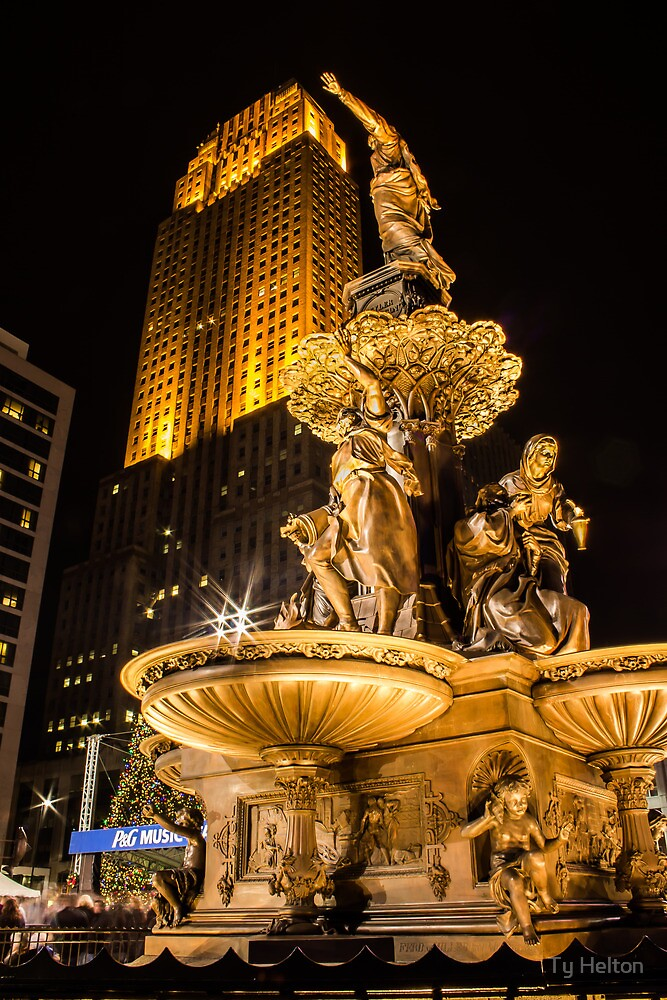 Fountain Square by Ty Helton