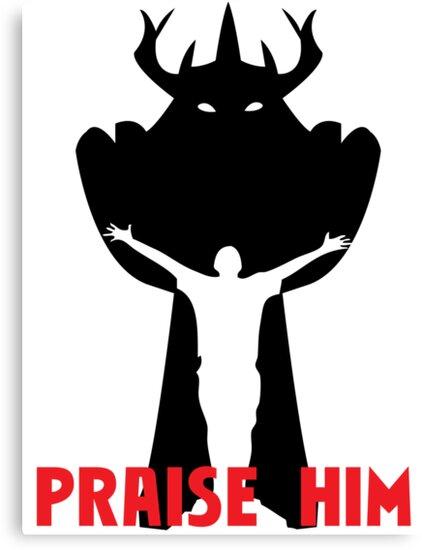 Praise Him! by eloradesign
