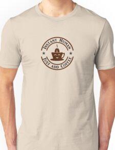 Coffee: Instant Human VRS2 T-Shirt