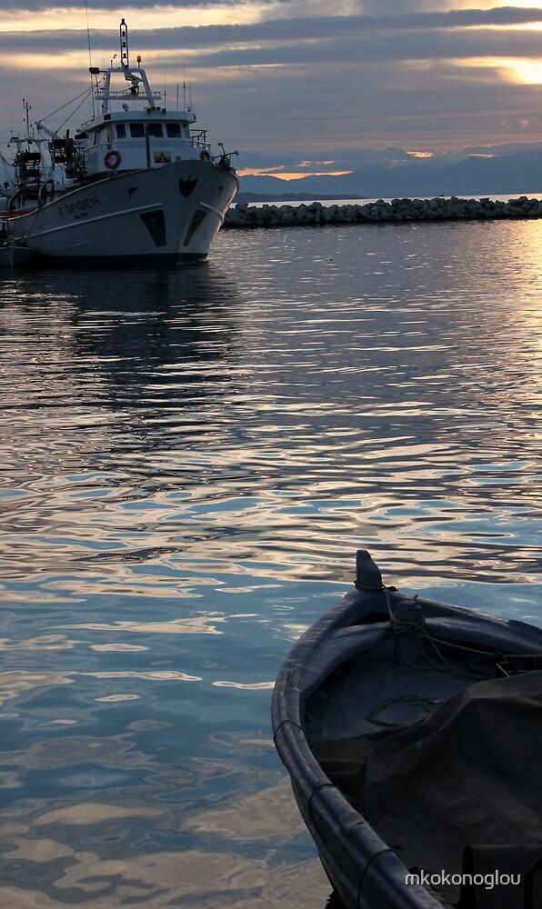 ships collide by mkokonoglou