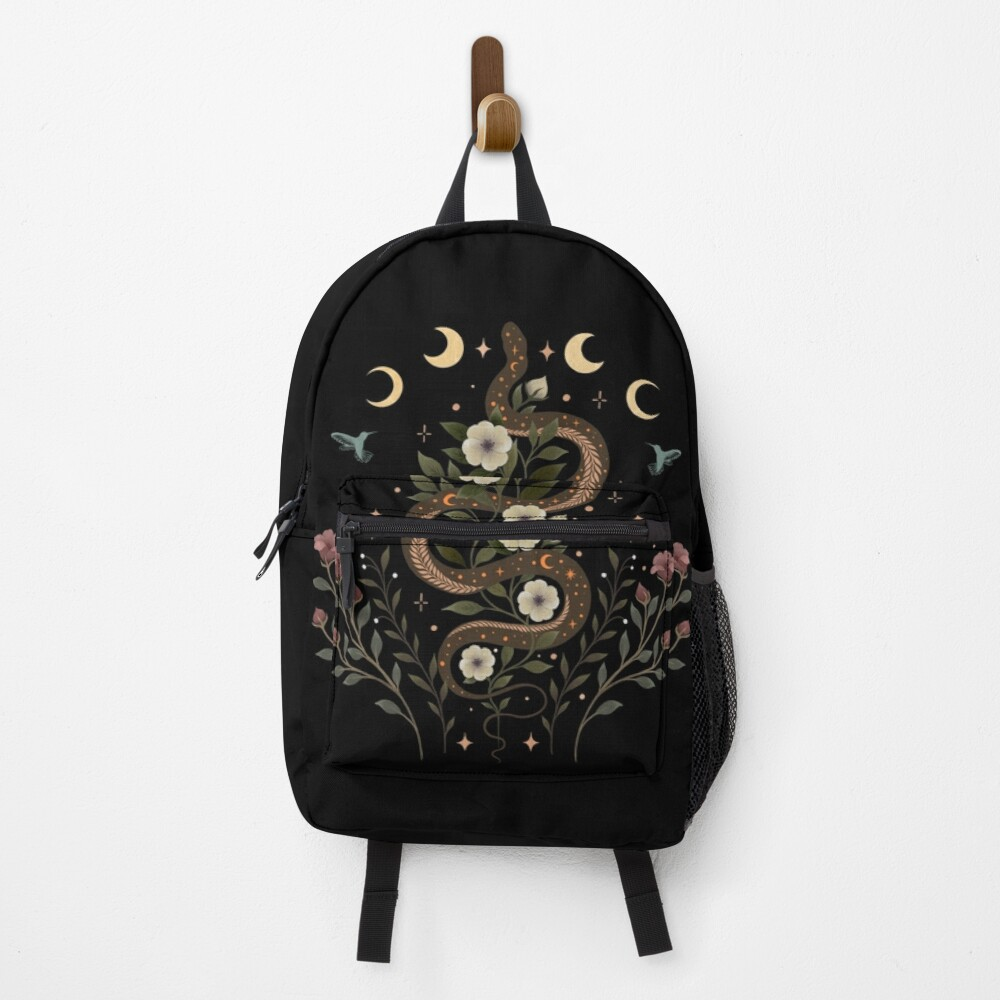 Serpent Spell-Colour  Backpack